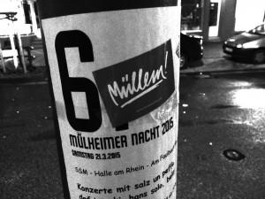 Titel Op jück – Mülheimer Nacht 2015