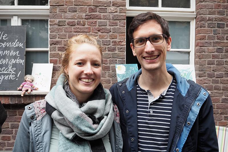 Veedelshelden Müllem! – Auf einen Kaffee mit Laura und Robin
