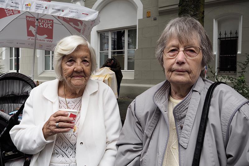Veedelshelden Müllem! – Auf einen Kaffee mit Anna und Gerda